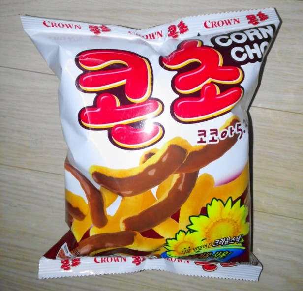 Corn Cho Korean Snack Packet
