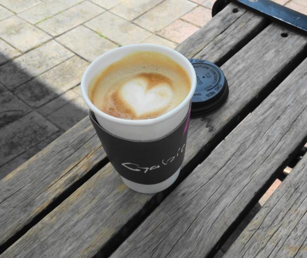 Grabie Coffee Hongdae Seoul design
