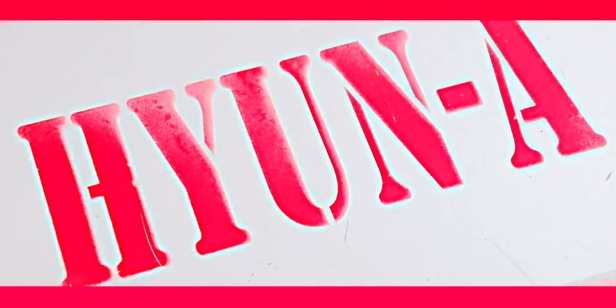 Hyuna Red - Banner