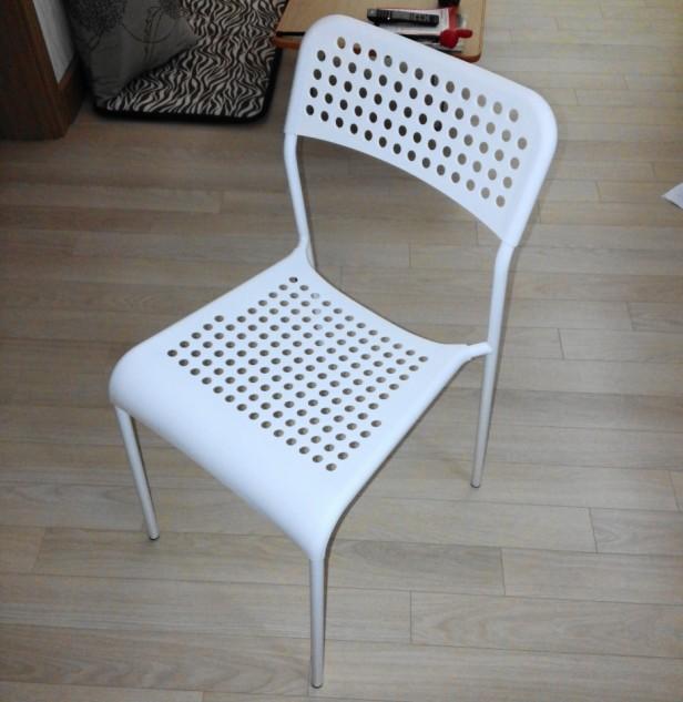 Ikea Adde Chair in Korea Complete