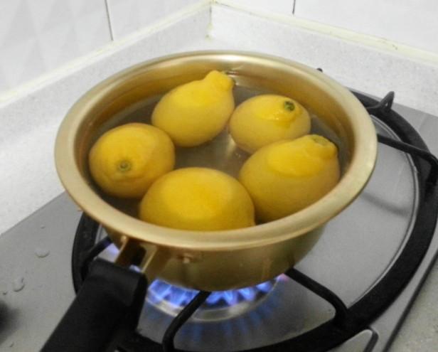 Korean Lemon Tea Cook