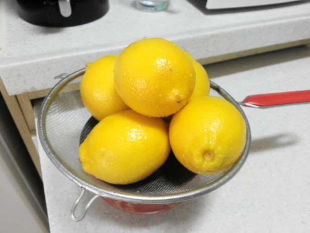 Korean Lemon Tea Dry