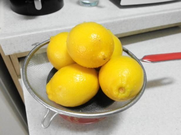 Korean Lemon Tea Dry