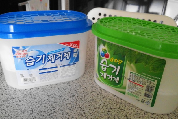 Korean Moisture Absorbers