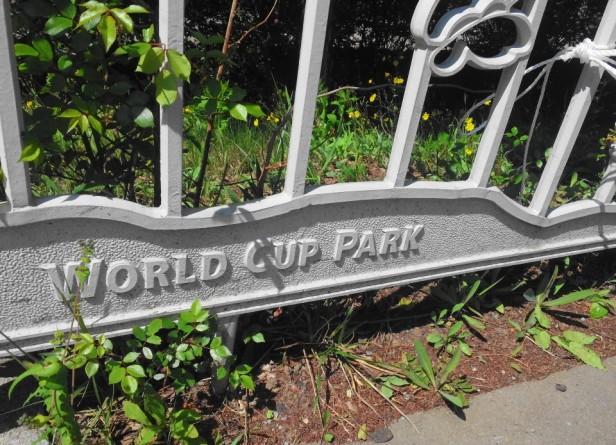 Seoul World Cup Park Fence