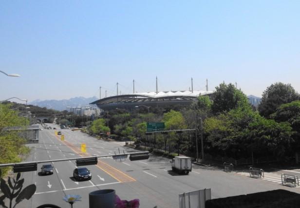 Seoul World Cup Park Stadium