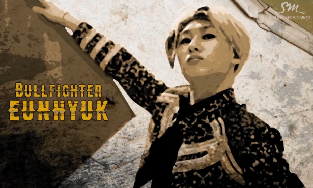 Super Junior Mamacita Bullfighter Eunhyuk