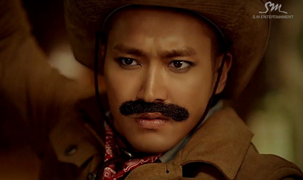 Super Junior Mamacita Story