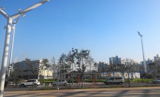 Gyeyang Archery Stadium Incheon Asian Games 3