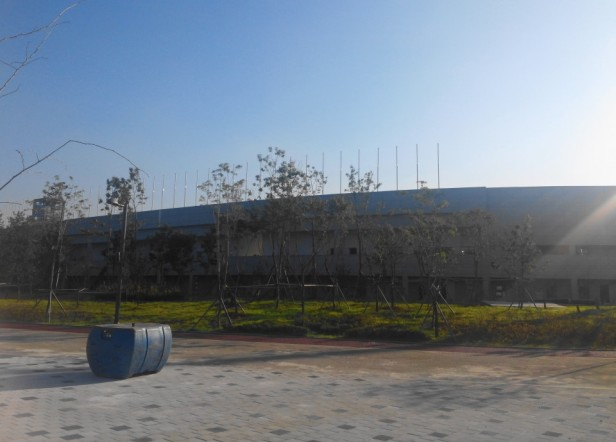 Gyeyang Archery Stadium Incheon Asian Games