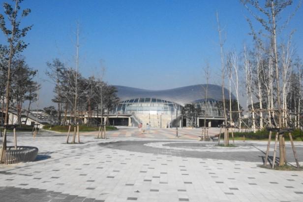 Gyeyang Badminton Stadium Incheon Asian Games 2