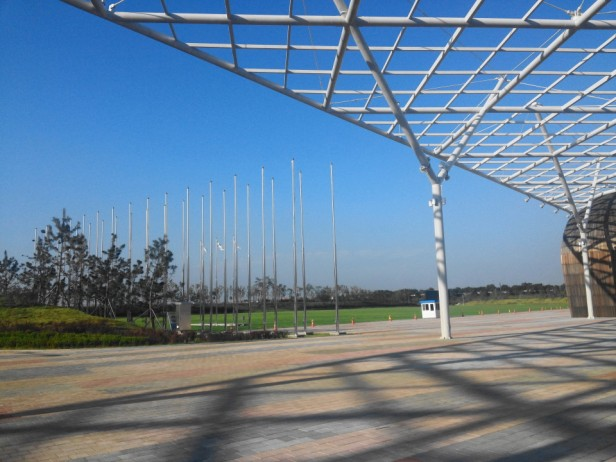Gyeyang Stadium Incheon Asian Games Field 2