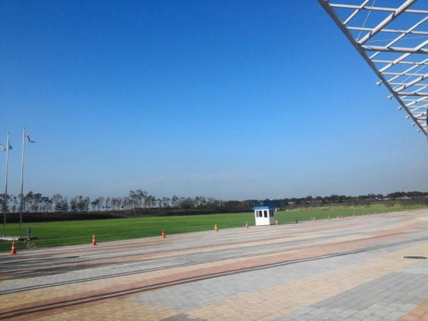 Gyeyang Stadium Incheon Asian Games Field