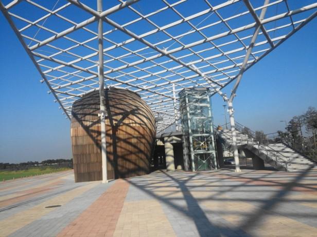 Gyeyang Stadium Incheon Asian Games Ticket Stand