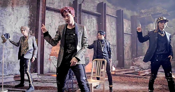 Teen Top Missing Dance