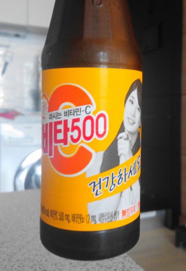 Vita 500 Korean Bottle