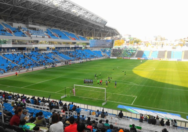Incheon United vs. Jeonbuk Hyundai
