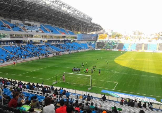 Incheon United vs. Jeonbuk Hyundai
