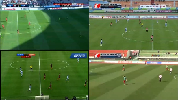 naver picture in picture K League Nov 2nd