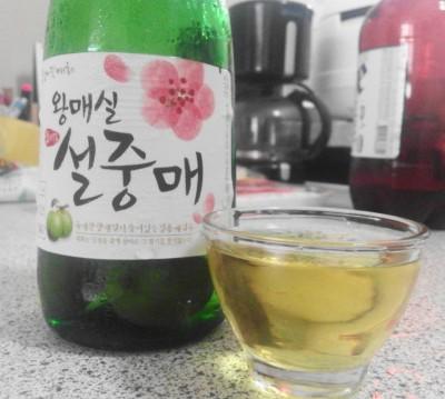 Premium Korean Plum Wine Seoljungmae
