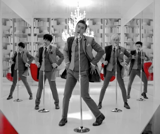 Super Junior This is Love Group