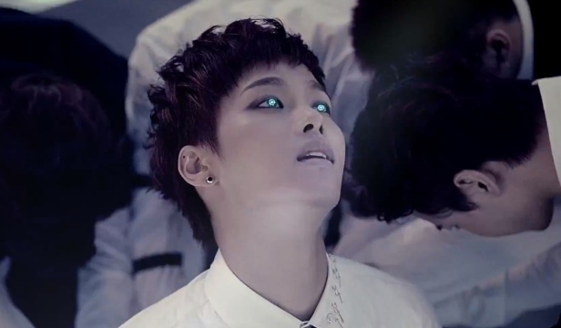 VIXX Error - Blue Eyes