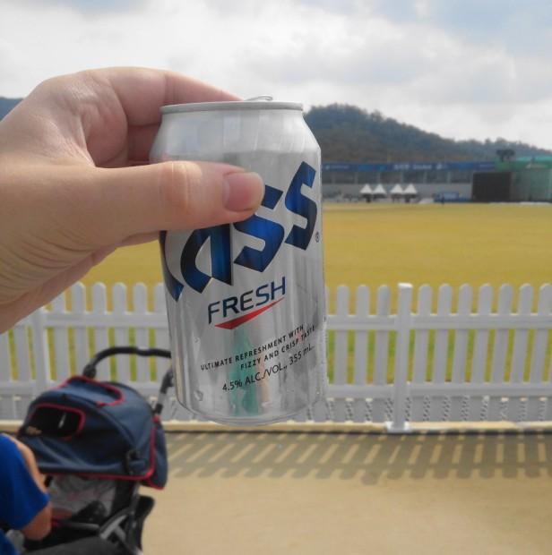Yeonhui Cricket Ground Incheon Beer Asian Games