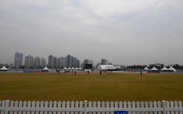 Yeonhui Cricket Ground Incheon Cheongna