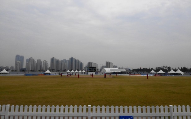 Yeonhui Cricket Ground Incheon Cheongna