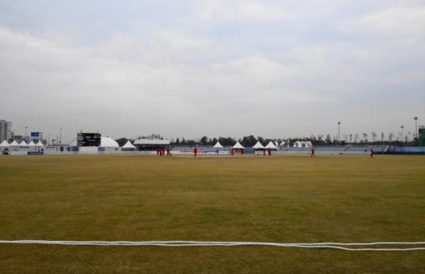 Yeonhui Cricket Ground Incheon Women's