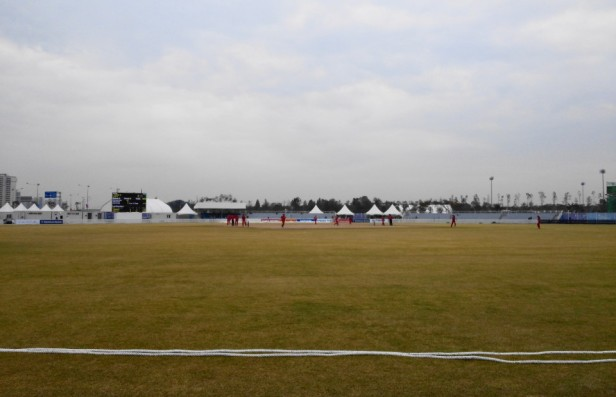 Yeonhui Cricket Ground Incheon Women's
