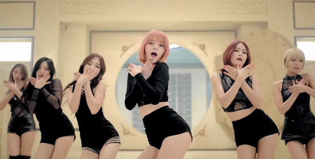 AOA Like a Cat - Dance
