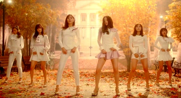 Apink LUV - White Clothes