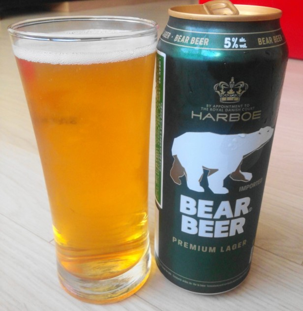 Bear Beer from Germany premium lager