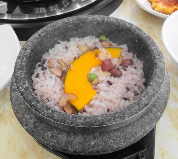 Budaejjigae Cheongna Incheon Rice 2