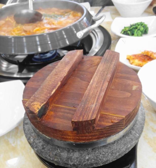 Budaejjigae Cheongna Incheon Rice
