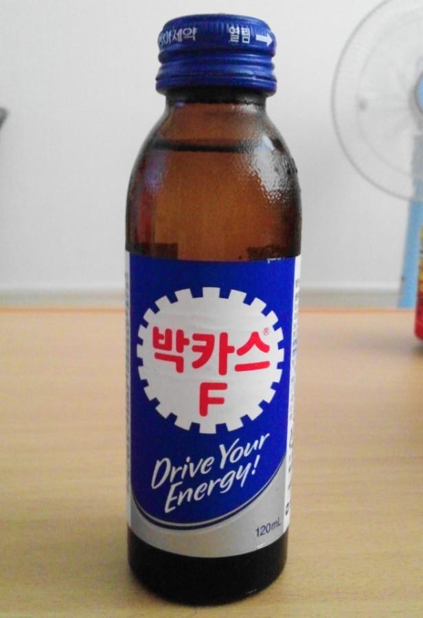Energy Drink Korea Bachas F
