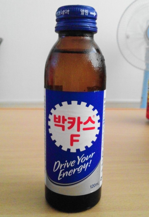 Energy Drink Korea Bachas F