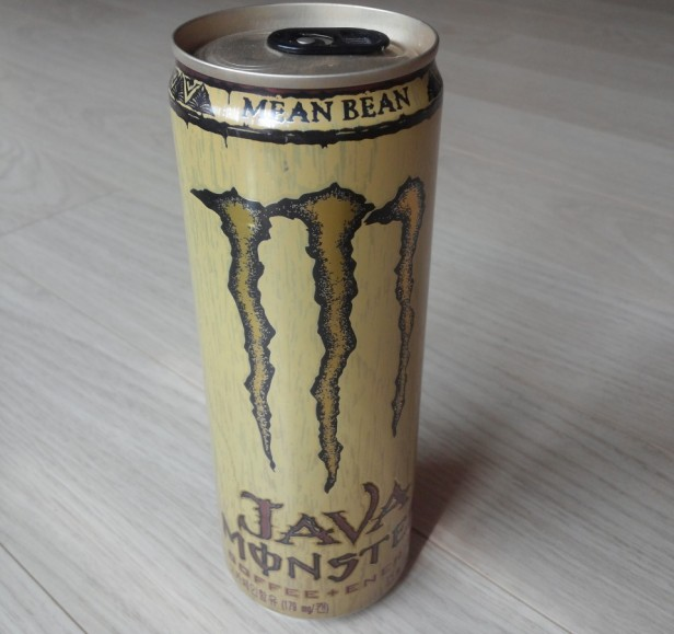 Energy Drink Korea Java Monster Can