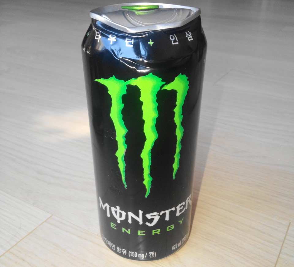 energy drinks in south korea � modern seoul
