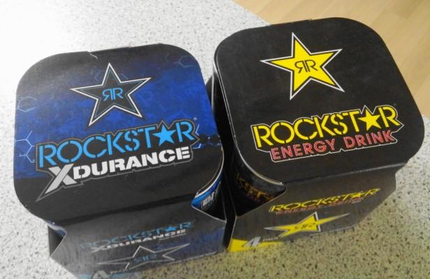 Energy Drink Korea Rockstar Energy Pack