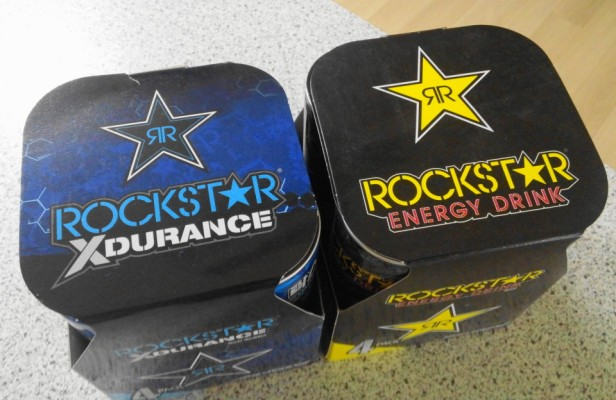 Energy Drink Korea Rockstar Energy Pack