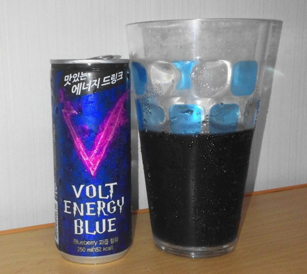 Energy Drink Korea - Volt Energy