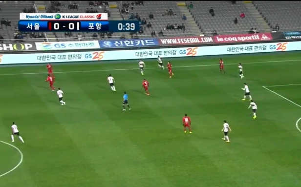 FC Seoul vs. Pohang Steelers