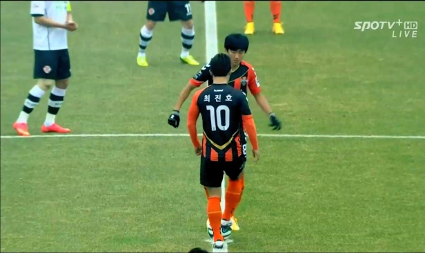 Gangwon vs. Gwangju Challenge Playoff