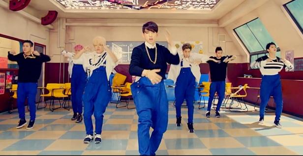 GOT7 Stop Stop It - Dance