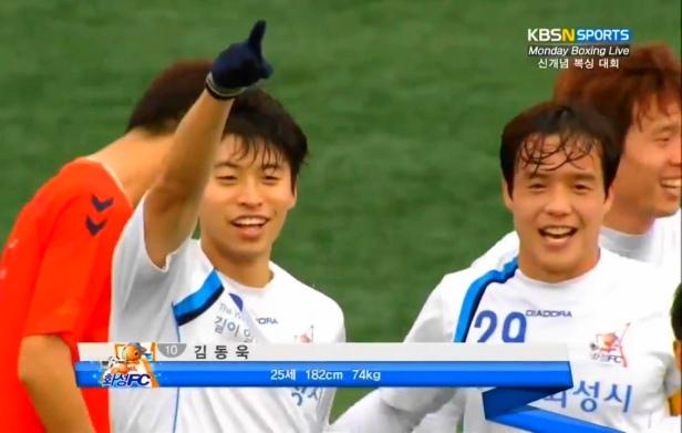 Hwaseong Goalscorer 2014