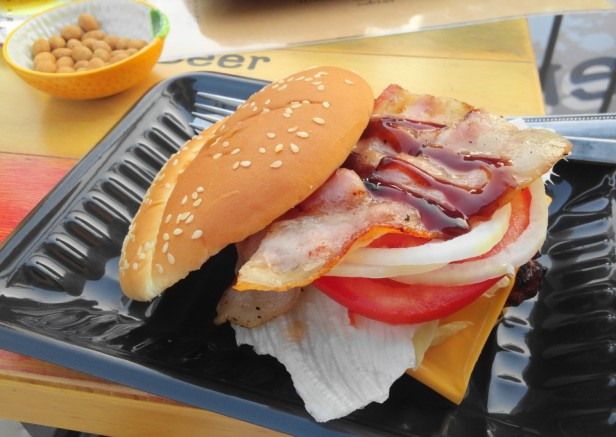 I'm Beer - Cheongna Incheon Bacon Cheese