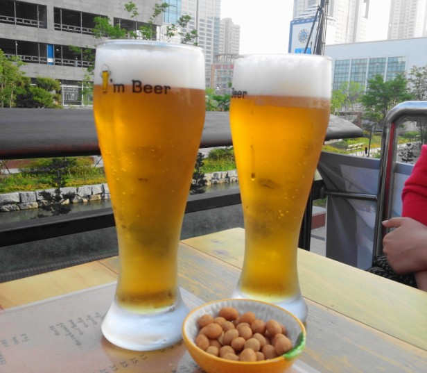 I'm Beer - Cheongna Incheon Draft Beer