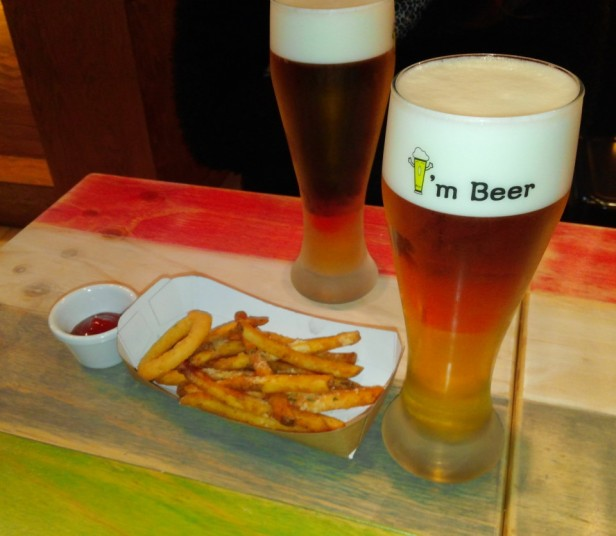 I'm Beer - Cheongna Incheon Fries